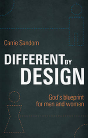 Different By Design by Carrie Sandom