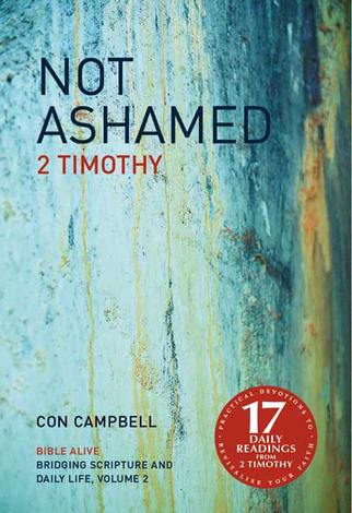 Not Ashamed by Con Campbell