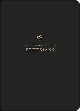 ESV Scripture Journal: Ephesians by