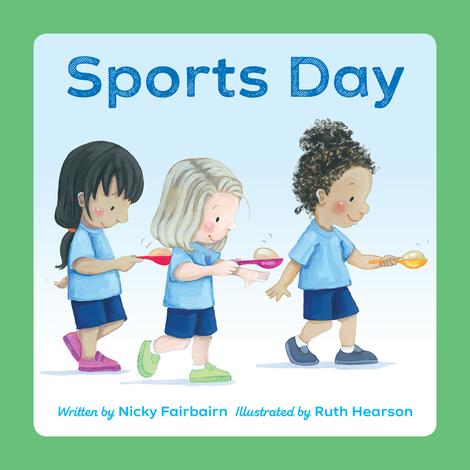 Sports Day by Nicola  Fairbairn  and Ruth Hearson