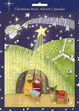 Christmas Story Advent Calendar by