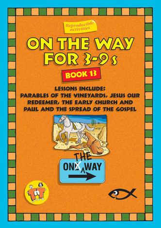 On The Way 3–9's – Book 13 by
