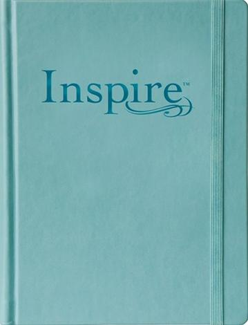 Inspire Bible Large Print NLT by