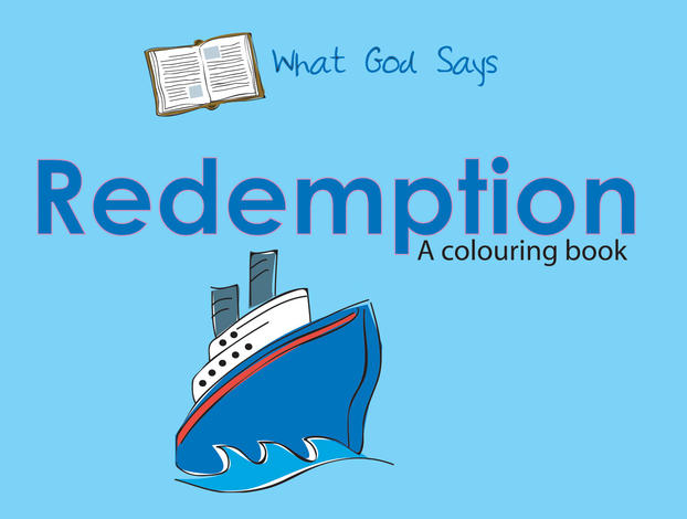 What God Says: Redemption by Catherine Mackenzie