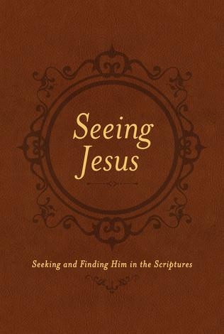 Seeing Jesus: Seeking and Finding Him in the Scriptures ~ Nancy Guthrie by Nancy Guthrie