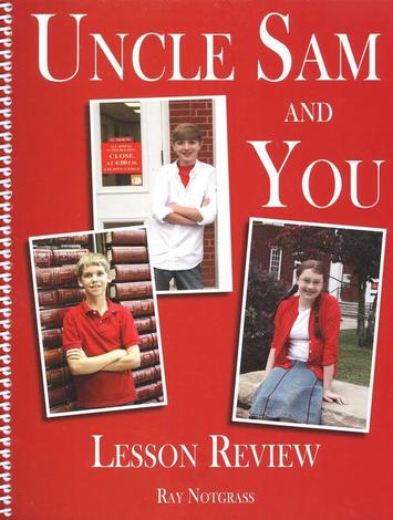 Uncle Sam and You Lesson Review by