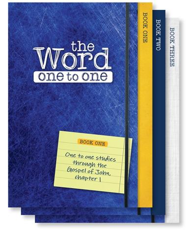 The Word One to One: Pack 1 [Set of 2] by
