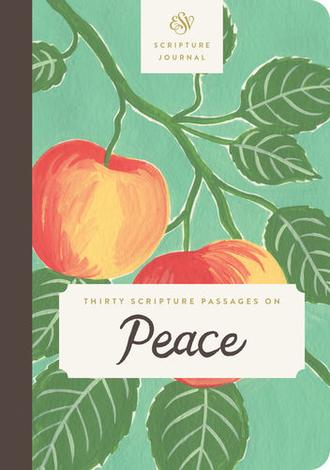 ESV Scripture Journal: Peace by