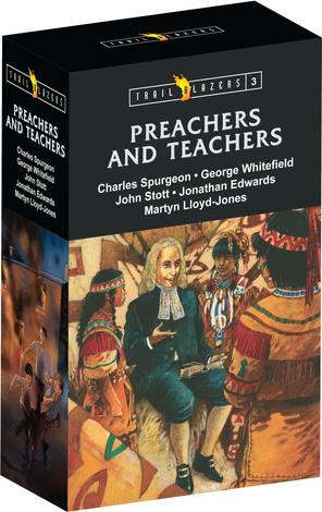 Trailblazer Preachers & Teachers Box Set 3 by
