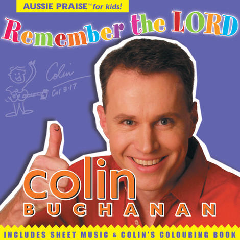 Remember The Lord CD by Colin Buchanan