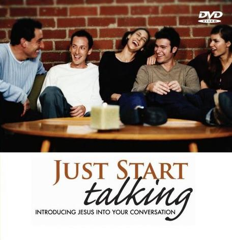Just Start Talking DVD by Colin Buchanan