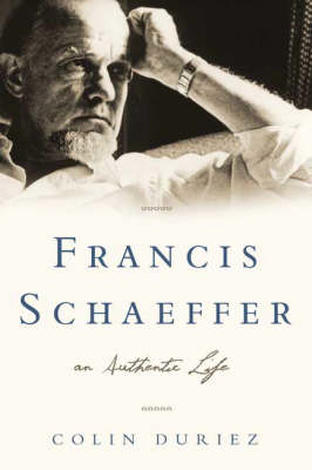 Francis Schaeffer by Colin Duriez