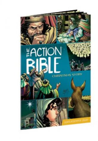 The Action Bible Christmas Story (25 Pack) by Sergio Cariello