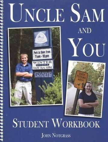 Uncle Sam and You Student Workbook by