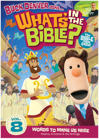 What's in the Bible DVD (8) by Phil Vischer