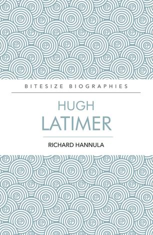 Hugh Latimer by Richard Hannula