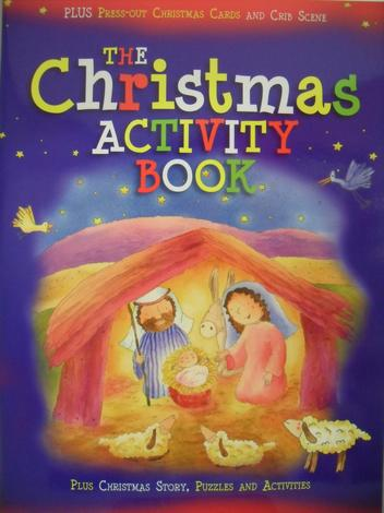 The Christmas Activity Book by