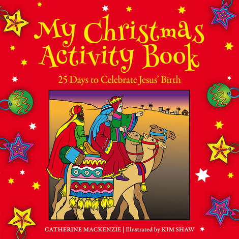 My Christmas Activity Book by Catherine Mackenzie