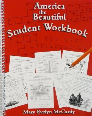 America the Beautiful Student Workbook by