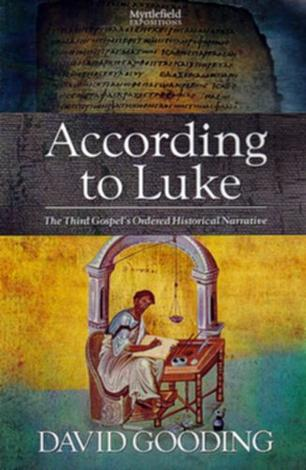 According to Luke by David Gooding