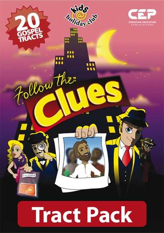 Follow the Clues (Tract Pack of 20) by Ian Morrison