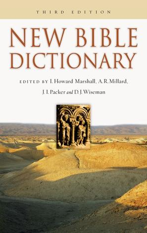 New Bible Dictionary by