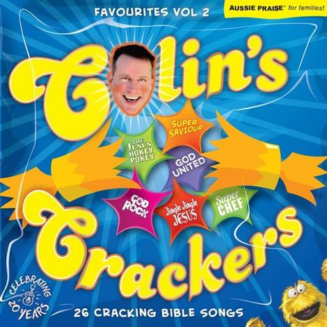 Colin's Crackers: 26 Cracking Bible Songs by Colin Buchanan