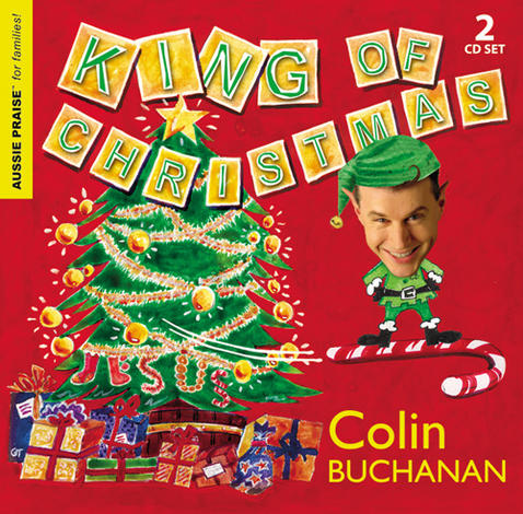King of Christmas CD by Colin Buchanan