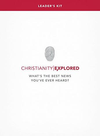 Christianity Explored Leader's Kit by Christianity Explored