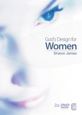 God's Design For Women DVD by Sharon James