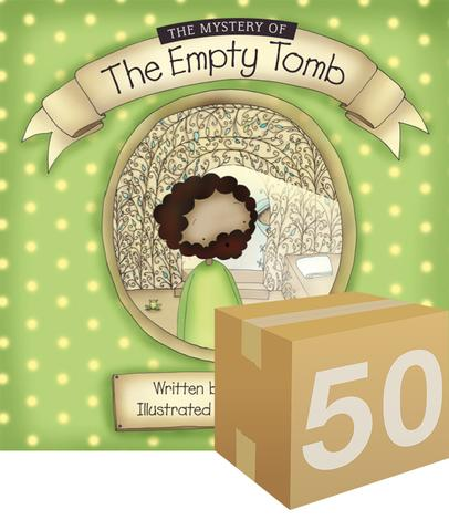 GIVE–AWAY: The Mystery of the Empty Tomb by CB Martin