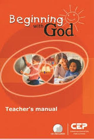 Beginning with God Teacher's Pack by