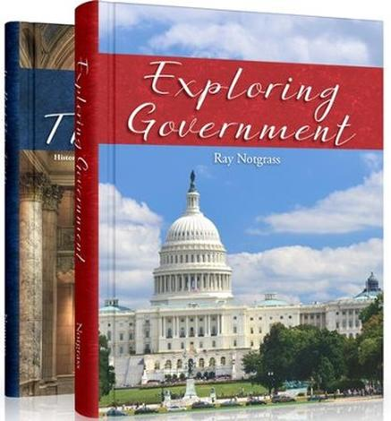 Exploring Government Curriculum Package by