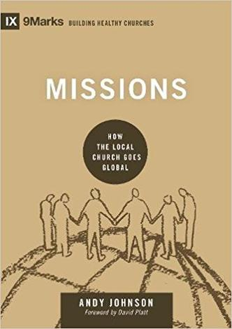 Missions [Ministry Edition] by Andy Johnson