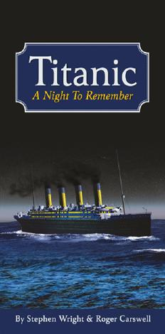 Titanic: A night to remember (Tract) by Stephen Wright