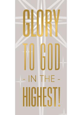 Glory to God in the Highest - 8 Pack by