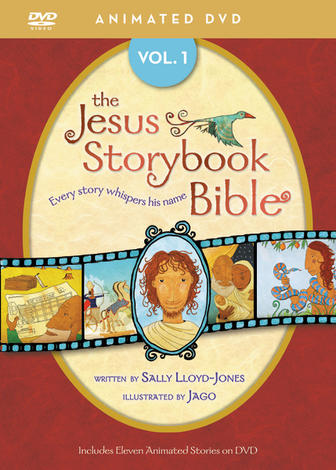 The Jesus Storybook Bible Animated DVD, Vol. 1 by Sally Lloyd-Jones