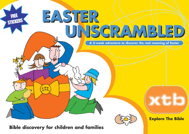 XTB Easter Unscrambled by Alison Mitchell