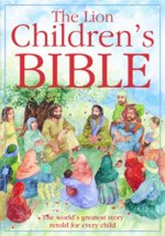 Lion Children's Bible by Alexander Pat