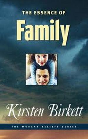 The Essence of Family by Kirsten Birkett