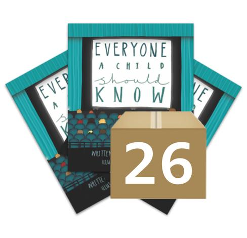 GIVE-AWAY: Everyone a Child Should Know by Clare Heath-Whyte