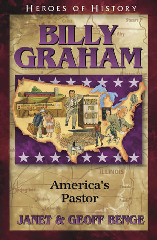 Billy Graham: America's Pastor by Geoff Benge
