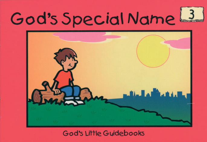 God's Special Name by Hazel Scrimshire