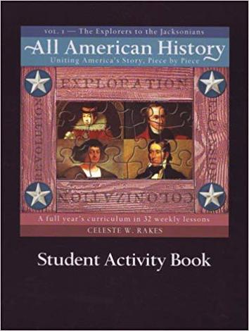 All American History Volume I Student Activity by