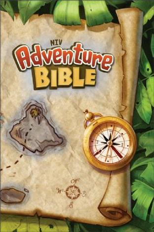 NIV Adventure Bible by NIV