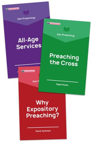 Get Preaching 3 Pack by
