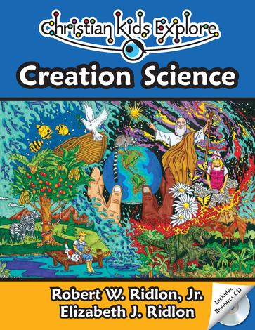Christian Kids Explore Creation Science by