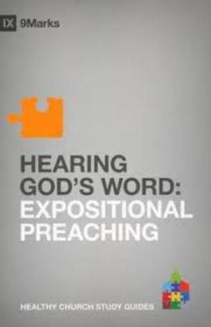Hearing God's Word by Bobby Jamieson