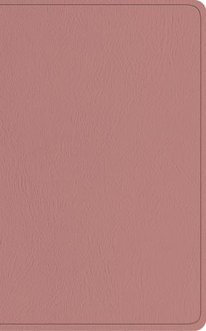ESV Baby Pink New Testament with Psalms and Proverbs by