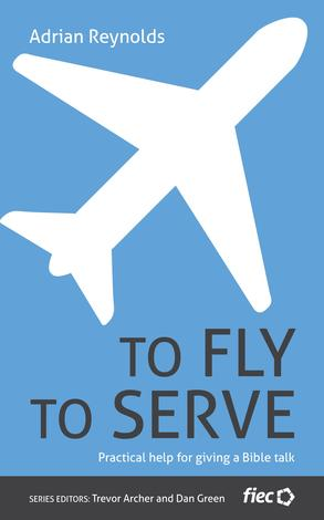 To Fly to Serve by Adrian Reynolds